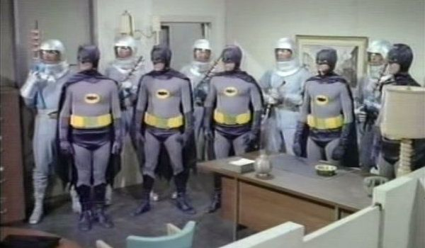 Batman '66 episode review - Episodes 7 & 8: Instant Freeze/Rats Like Cheese