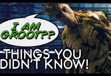7 Things You Didn't Know about Guardians of the Galaxy