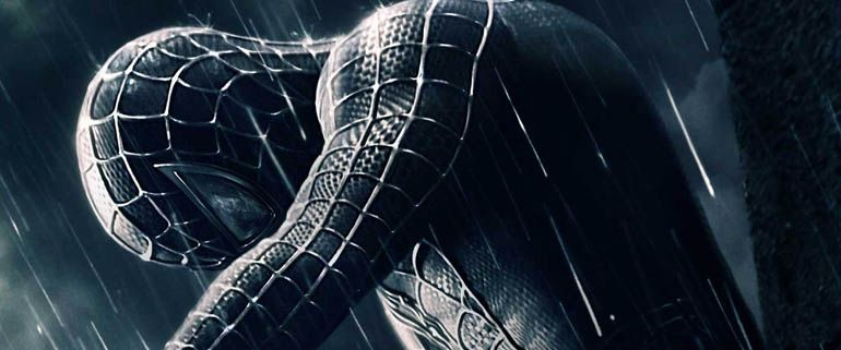 A textbook example of the third film curse, Spider-man 3 suffers from being... well, emo and messy. The over-abundance of villains helped sink the Spidey franchise right down the spout.