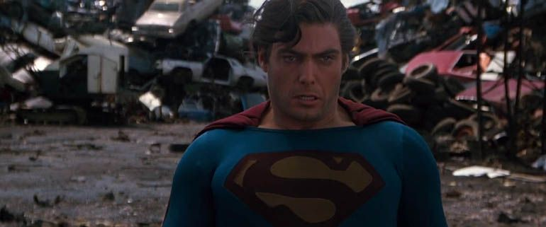 A superhero film that focuses more on a comedian than its protagonist is damned for trouble. Superman III proves to be an unworthy sequel, despite an awesome Superman versus Clark Kent sequence. Proof that Donner was a superior director to Lester.