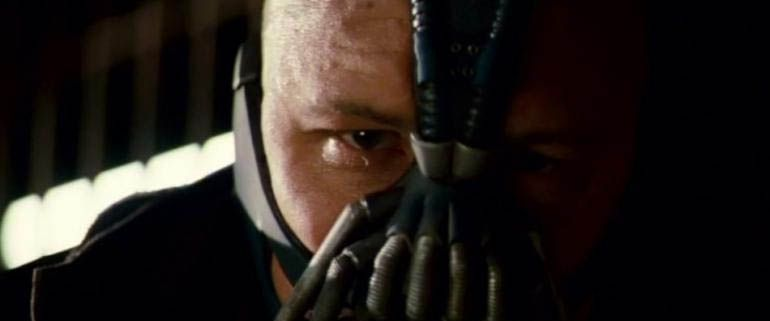 Yes, The Dark Knight Rises. Fans have to admit that the third film lacks the resonance that its two originals held. While its remarkably better than most threequels it still doesn't live up to its first two instalments, thanks to a poor ending and an anti-climatic outcome for Bane - the real star of Rises.