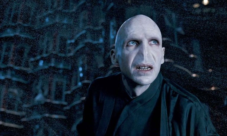 Voldemort cannot love because he was conceived under the effects of a love potion.