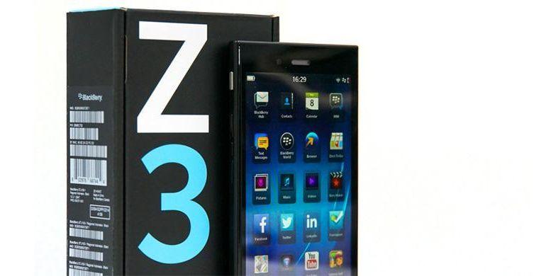 BlackBerry Z3 - 04