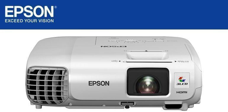 Epson EB-X20 Projector-Header