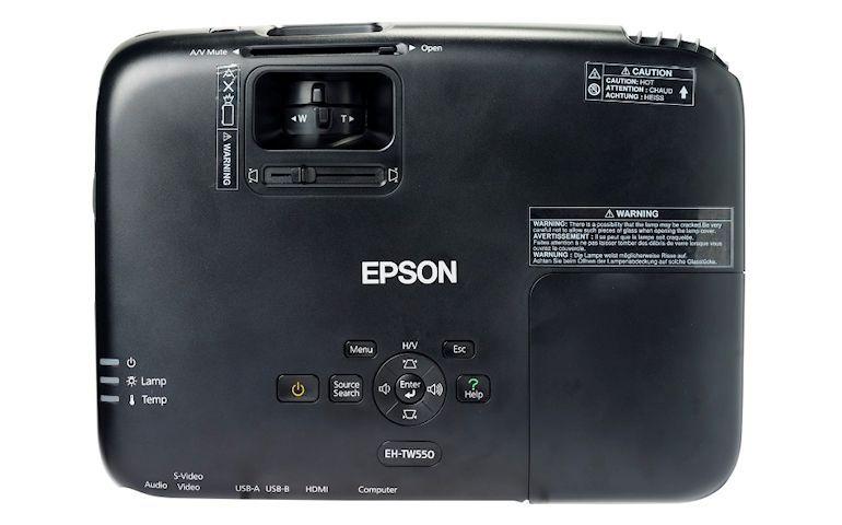 Epson TW550 Projector-02