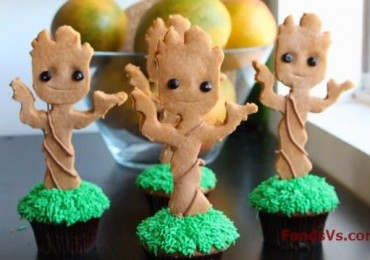 Groot Cupcakes Recipe
