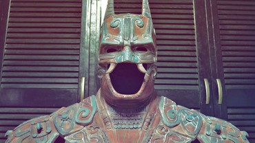 The An Ancient Mayan Batman Suit
