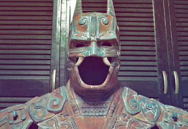 The An Ancient Mayan Batman Suit