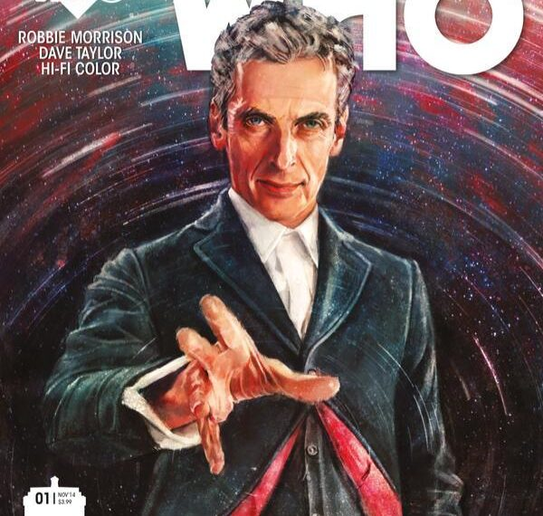 Doctor Who 12th Doctor #1