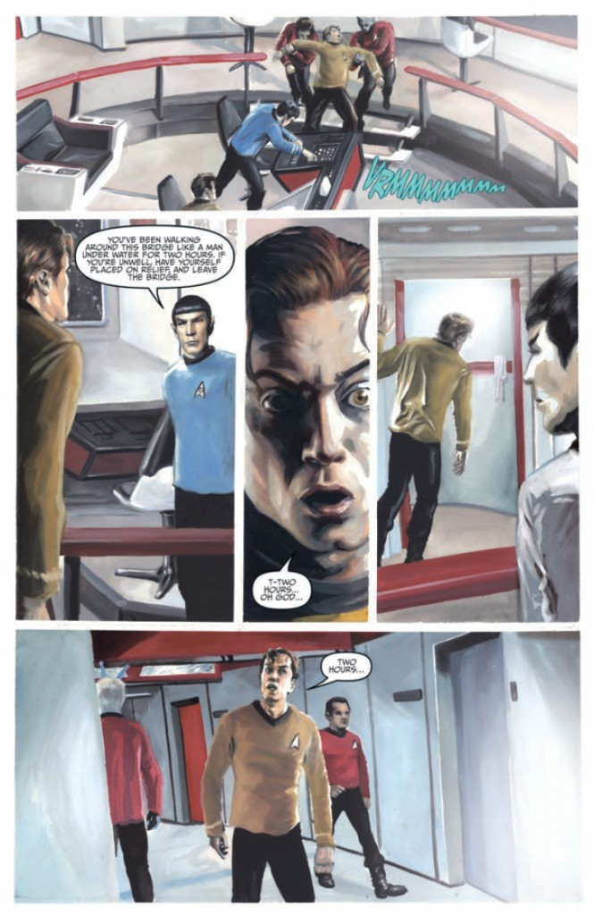 IDW Star Trek Harlan Ellison's The City on the Edge of Forever The Original Teleplay #1 page 4