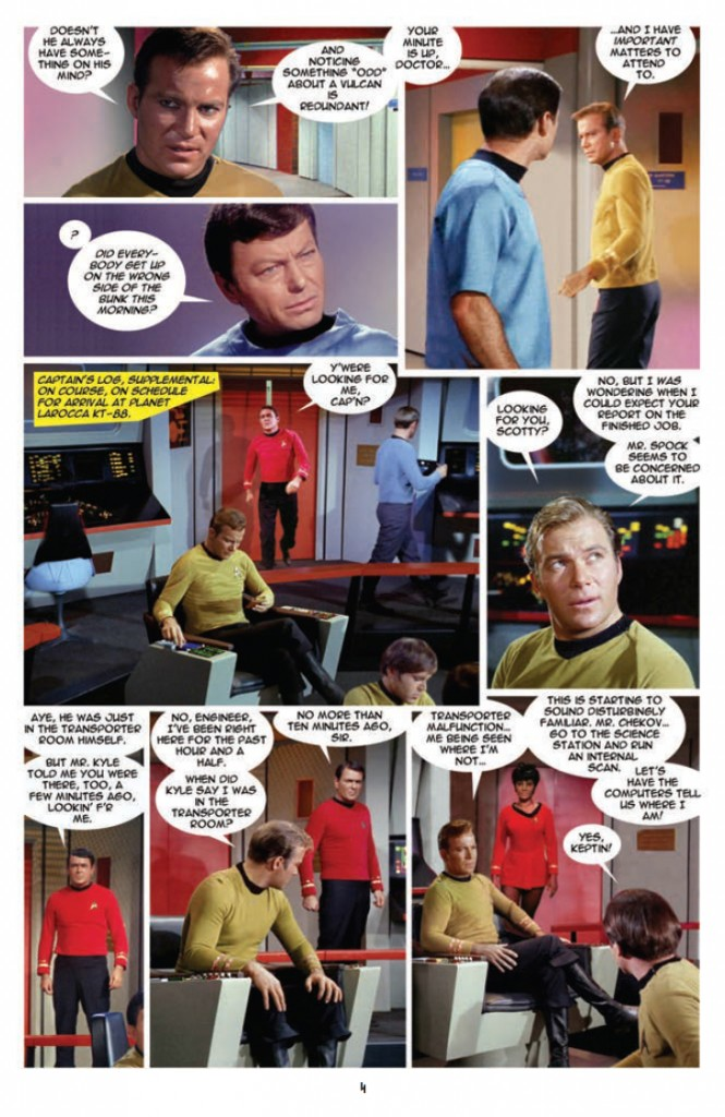 IDW Star Trek New Visions #1 The Mirror Cracked page 4