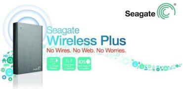 Seagate Wireless Plus 2TB - Header