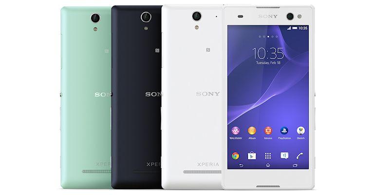 Sony Xperia C3-04