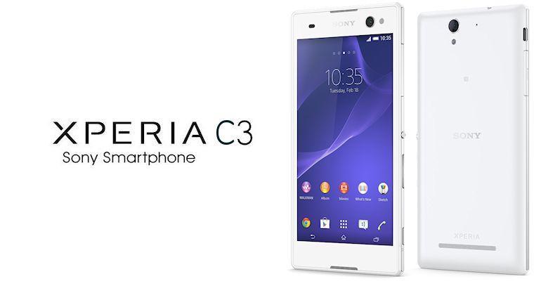 Sony Xperia C3-Header