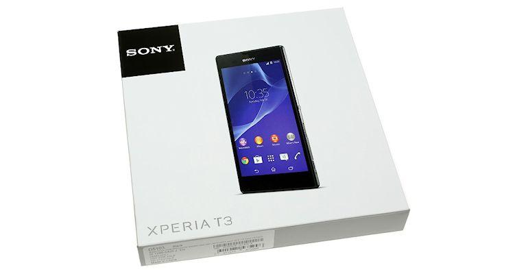 Sony Xperia T3-01