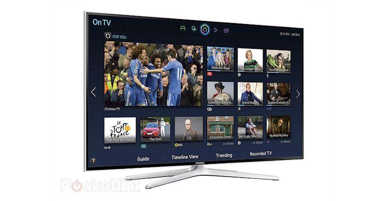 Samsung Series 6 40' LED 3D TV-03