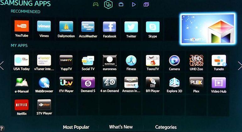 Samsung Series 6 40' LED 3D TV-04