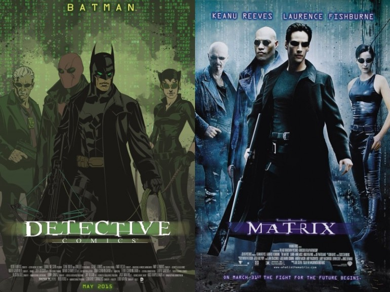 Batman-Matrix-Movie-Poster-Covers