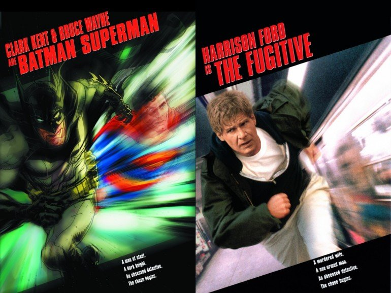 Batman-Superman-Comic-Fugitive-Movie-Cover