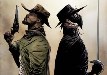 Django Zorro 1 Preview