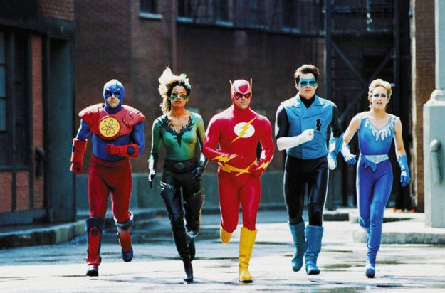 JLA TV movie - 1997