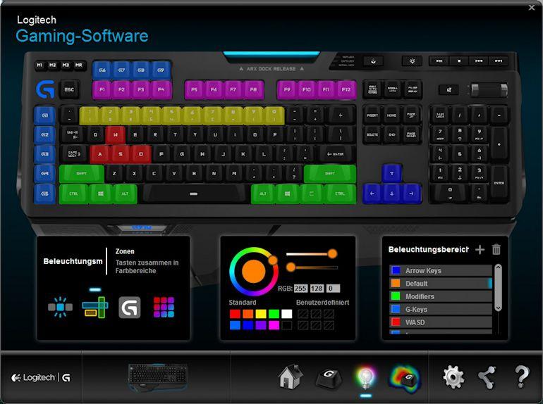 Logitech G910 Keyboard-04