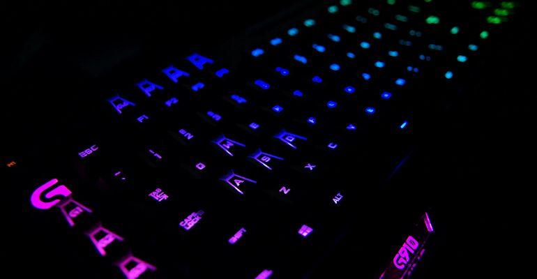 Logitech G910 Keyboard-06