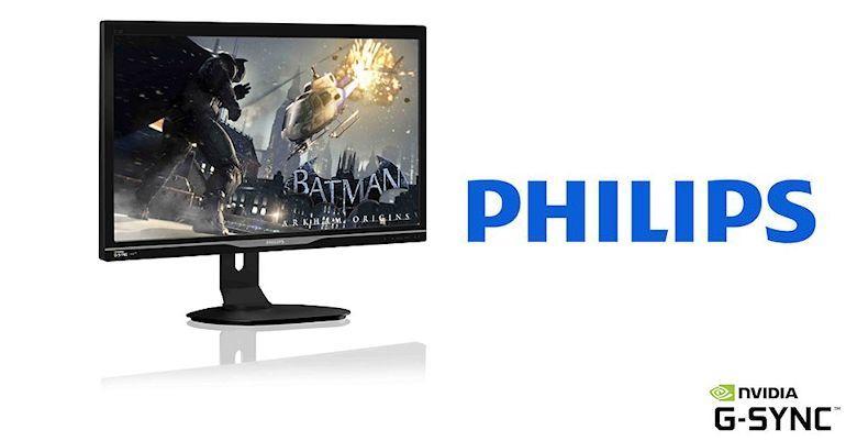Philips G-Line 272G5-Header