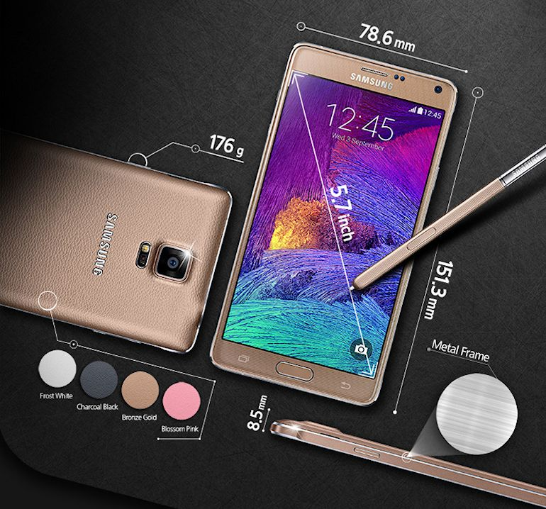 Samsung Galaxy Note 4-02