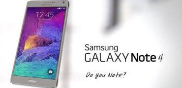 Samsung Galaxy Note 4-Header