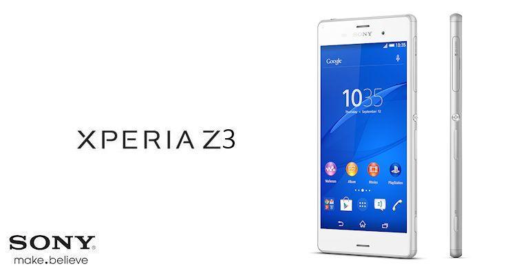 Sony Xperia Z3-Header