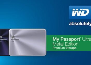 WD My Passport Ultra Metal-Header