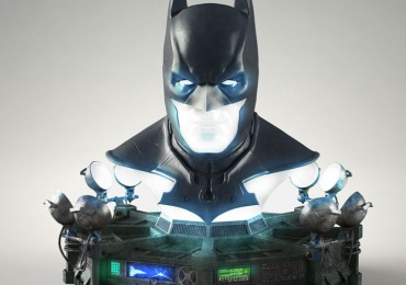Batman: Arkham Origins – Cowl Full Scale Replica