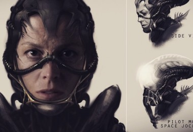 Neill Blomkamp's Alien Concept Art
