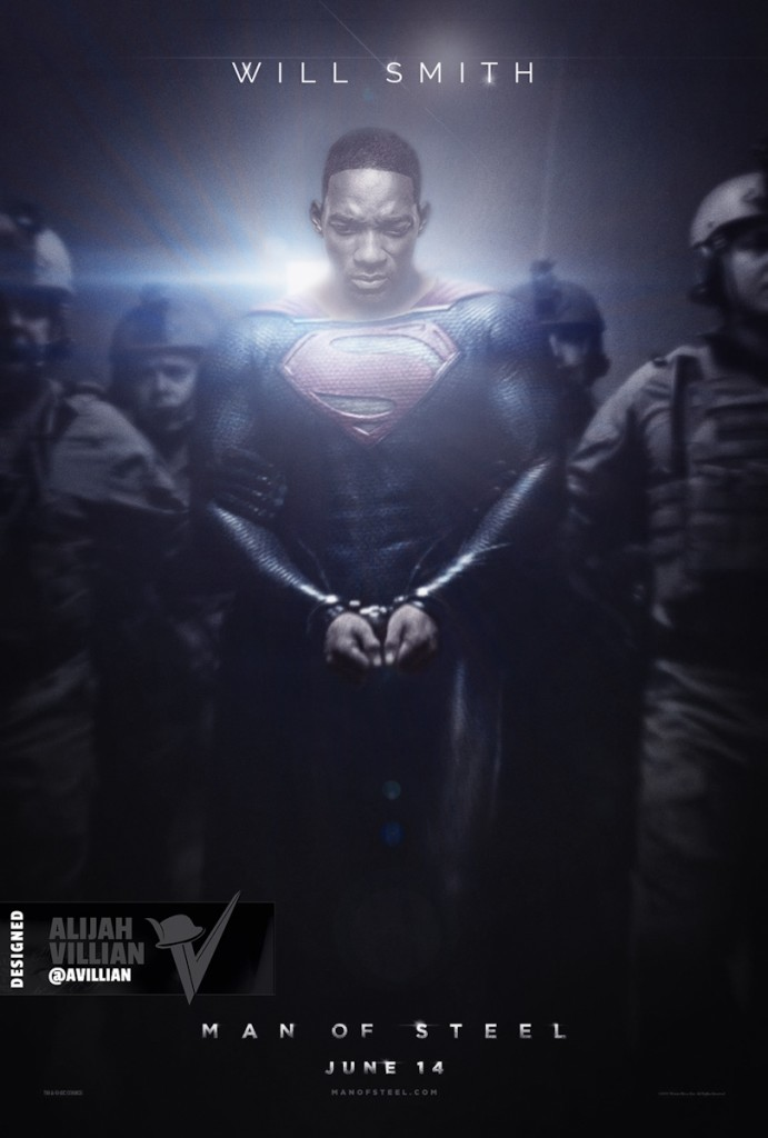 Will Smith - Superman