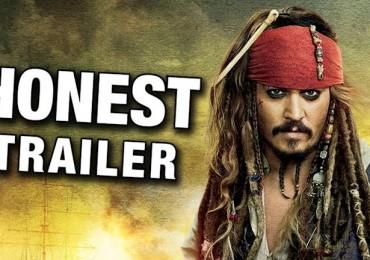 Pirates of the Caribbean-Honest Trailer