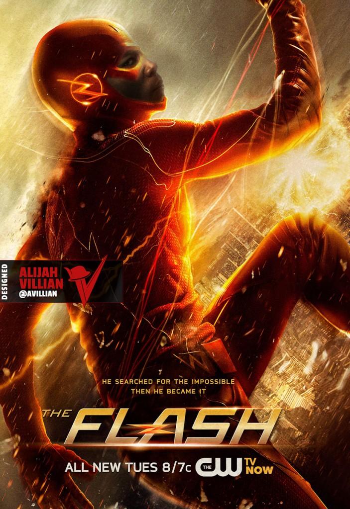 New 52 Flash