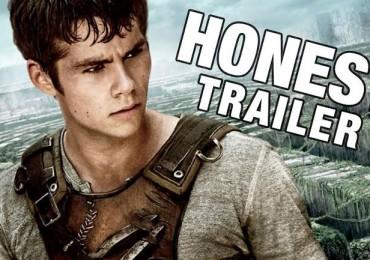 The Maze Runner-Honest Trailer