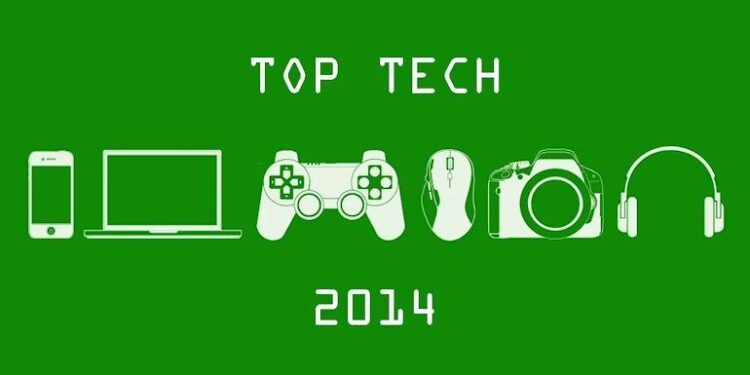 Top 5 Gadgets of 2014
