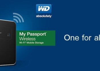 WD My Passport Wireless-Header