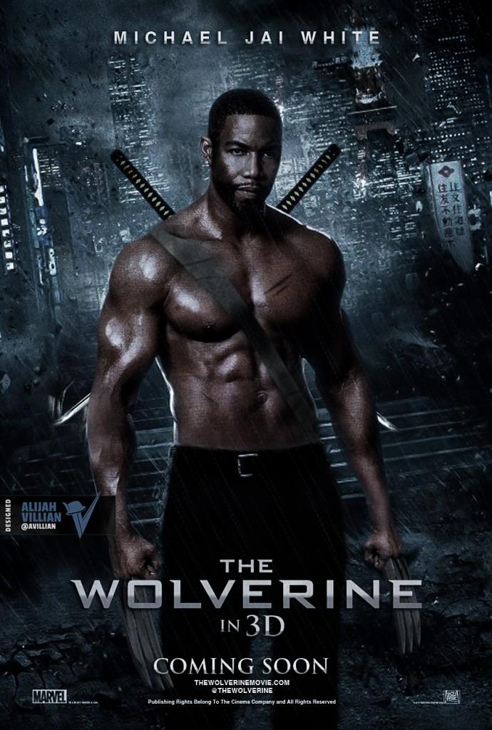 Wolverine - Michael J White