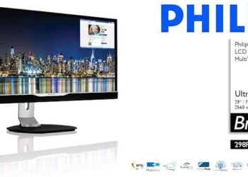 Philips 29' 298P4QJEB - Header