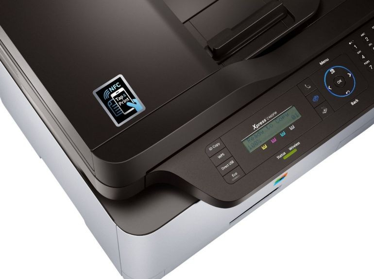 Samsung Multifunction C460FW Printer-01