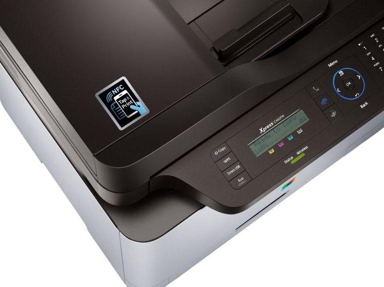 Samsung Multifunction C460FW Printer-01