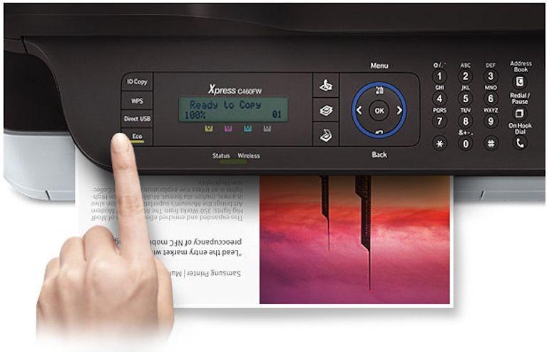 Samsung Multifunction C460FW Printer-02