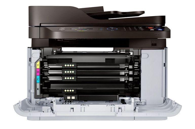 Samsung Multifunction C460FW Printer-04