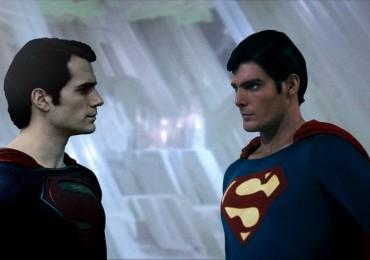 Superman meets Superman