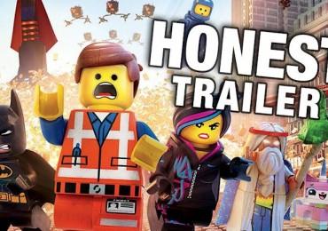 The LEGO Movie-Honest Trailer