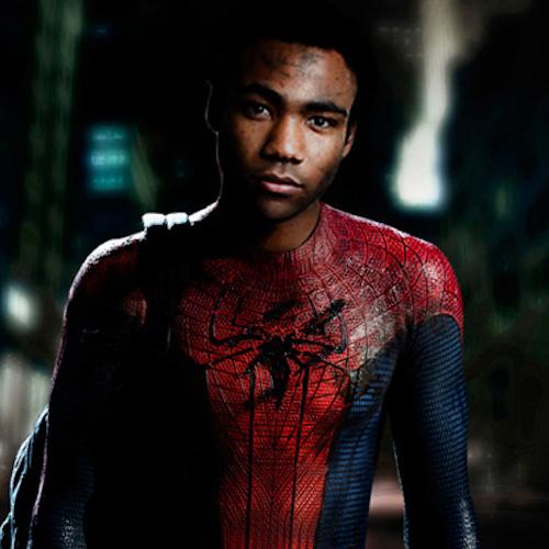 donald glover spiderman