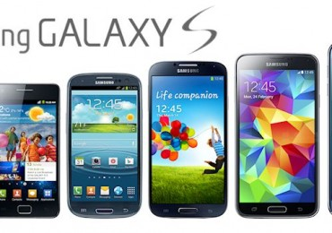 History of the Samsung Galaxy S Series-Infographic